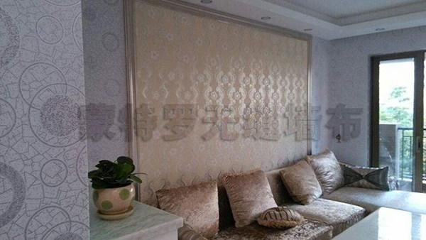 无缝墙布清洁保养