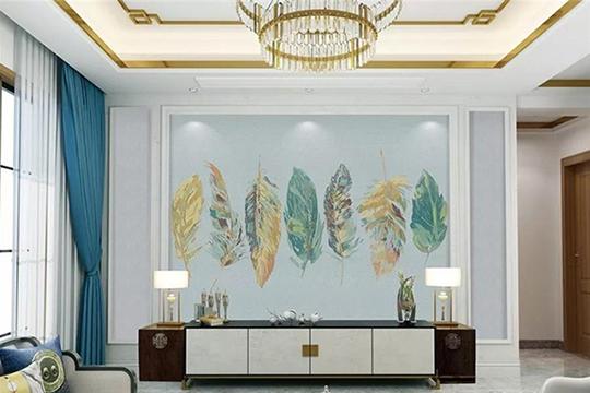 无缝壁布和传统墙面材料的区别是什么?
