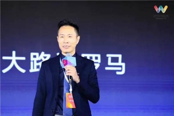 可罗雅董事长包林江